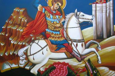 AMANET OD ĐEDA: Svetog Đorđa slave i Srbi muhamedanske vjere