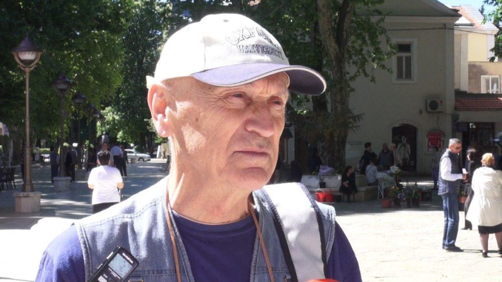 Откривен починилац шарања фасада у центру Требиња, ево шта је поручио...
