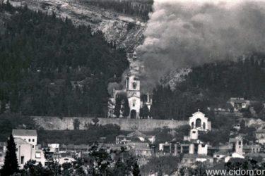 25 ГОДИНА ОД РУШЕЊА САБОРНЕ ЦРКВЕ У МОСТАРУ:  Ко сачува истину у вјери, храмови ће њега походити…