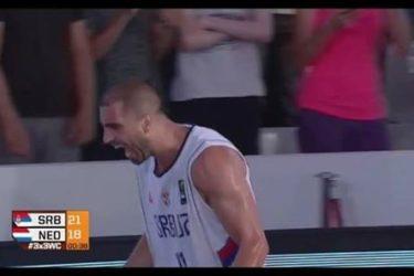 БУЛУТ – ЧОВЈЕК ОДЛУКЕ: Пребиловачки потомак донио ново злато Србији у баскету!