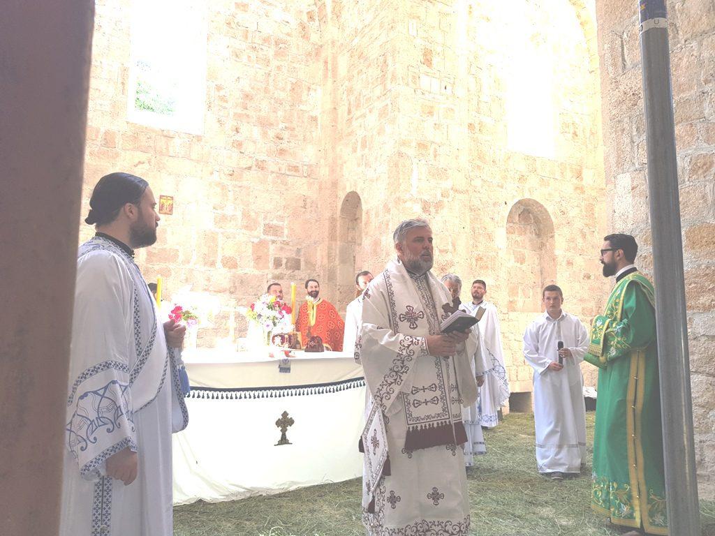 ВЛАДИКА ГРИГОРИЈЕ: Надам се да ћемо осим Храма у Мостару саградити и школу!