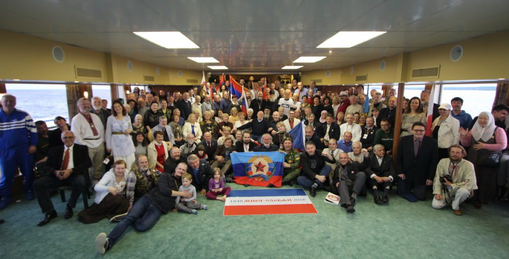 У РУСИЈИ ОДРЖАН ЈУБИЛАРНИ СВЕСЛОВЕНСКИ САБОР: Србима је као и прије 150 година потребно - ослобођење и уједињење!