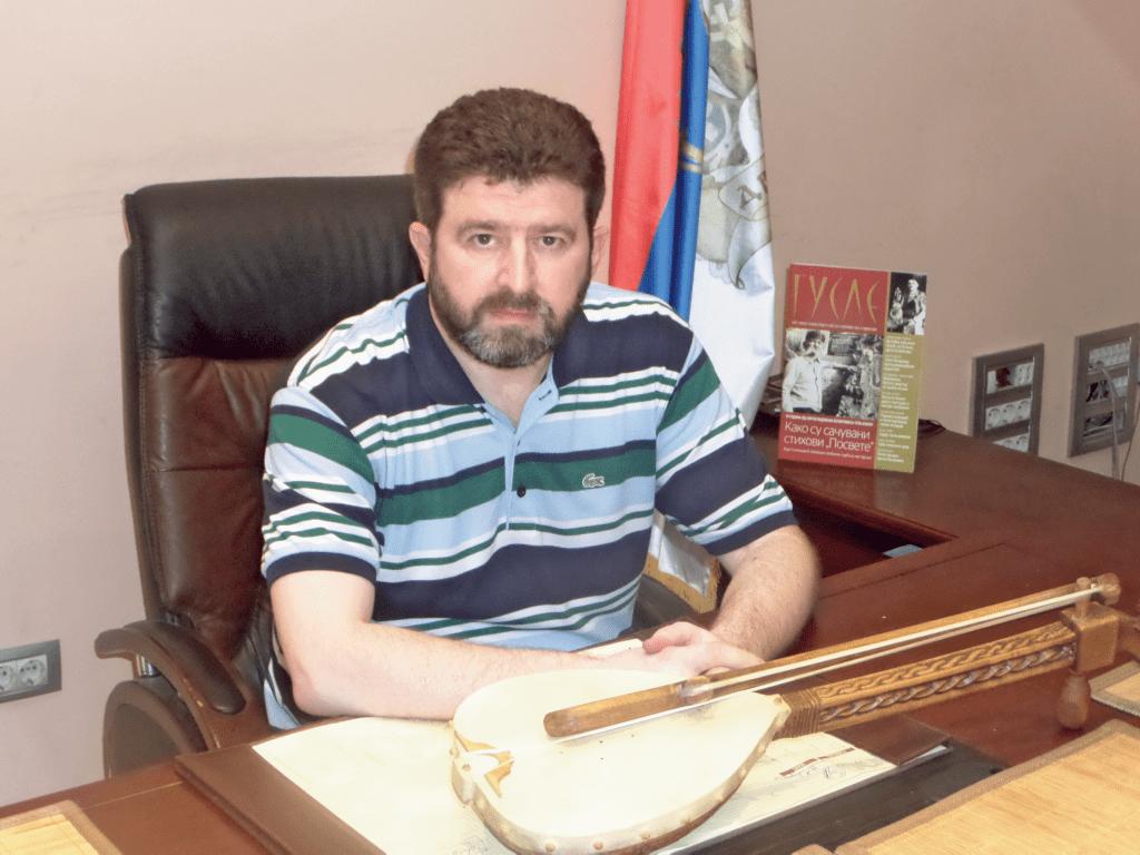 СЛОБОДАН БОБАН ДРАШКОВИЋ: Гусле су српство вијековима чувале, вријеме је да им бар нешто вратимо!