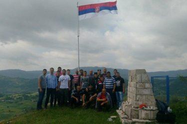 НЕПОКОРЕНИ ГАТ: Прва застава слободе у поробљеној Европи
