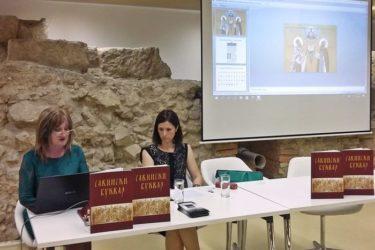 """ЋИРИЛИЦА – ТРЕБИЊЕ: Репринт """"Савинског буквара"""" представљен Београђанима"""
