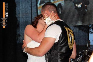 """Бајкерско вјенчање са преко 1.200 """"сватова"""" (ФОТО)"""