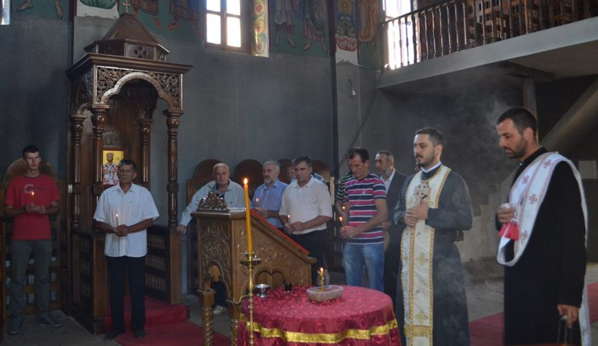 У Невесињу служен помен генералу Михајловићу и Равногорцима