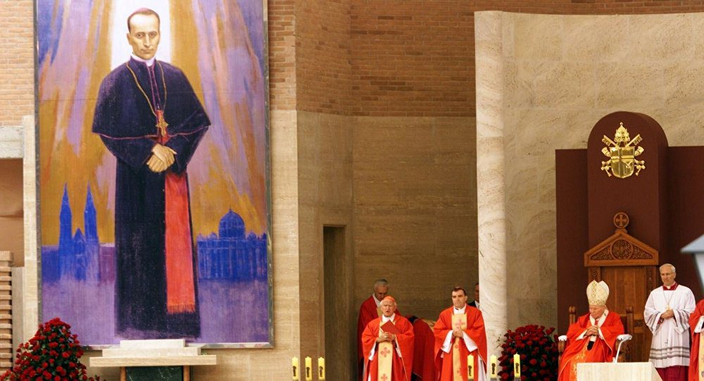 ОДЛУКА НА 20 ГОДИНА БЕАТИФИКАЦИЈЕ: Римокатолици увјерени да ће папа прогласити Степинца за свеца