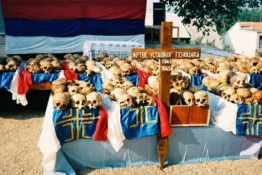 Крвави пир усташа на Огњену Марију: Уз благослов Степинца клали и новорођенчад