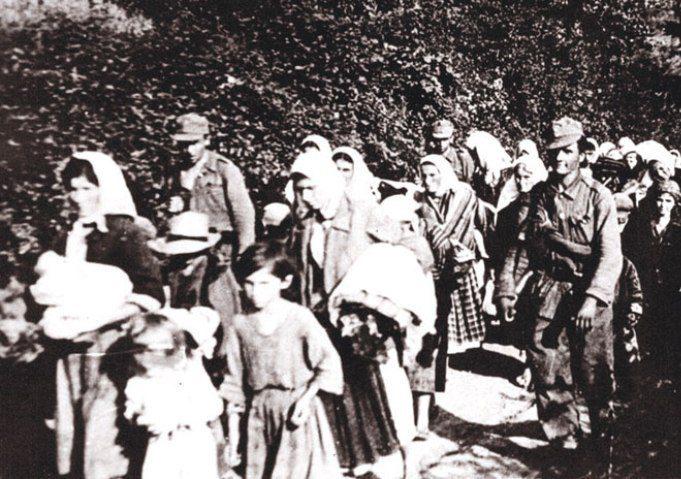 Мaјка православна – пјесма-врисак Владимира Назора о страдању Срба од усташа