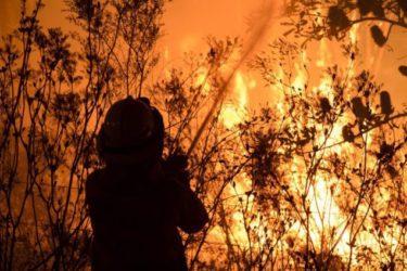 Стање у Љубињу драматично: Ватра још пријети кућама