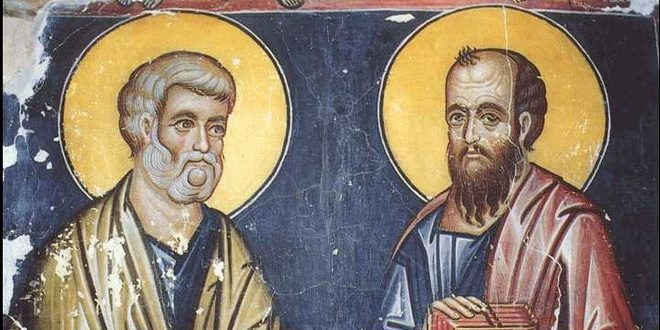 ПЕТРОВДАН - дан светих апостола Петра и Павла