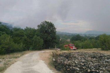 Стабилнија ситуација на пожариштима у Љубињу