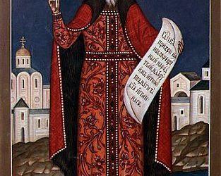 ДАНАС СЕ СЛАВИ СВЕТИ ВЛАДИМИР ВЕЛИКИ: Бесједа Светог владике Николаја о крститељу Русије