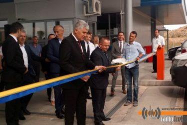 LAKŠE DO EU: Čović otvorio granični prelaz na Ivanici