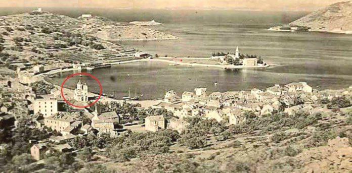 Православну цркву на Вису срушили комунисти 1963. због Титове посјете!