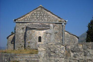 Црква Св. Илије у Месарима код Требиња