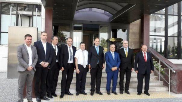 ДЕЛЕГАЦИЈА ТРЕБИЊА У ИЗМИРУ: Сарадња са Турском биће још боља