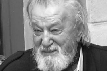 Preminuo glumac Tomo Kuruzović