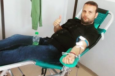 ХЕРЦЕГОВАЧКИ ШАМПИОНИ ХУМАНОСТИ: Гачани даровали 117 доза крви (ФОТО)