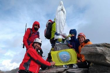 Trebinjci na krovu Alpa: Danko Karić i Miloš Bodiroga osvojili Mon Blan