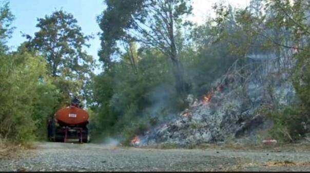Нови пожар у Требињској површи