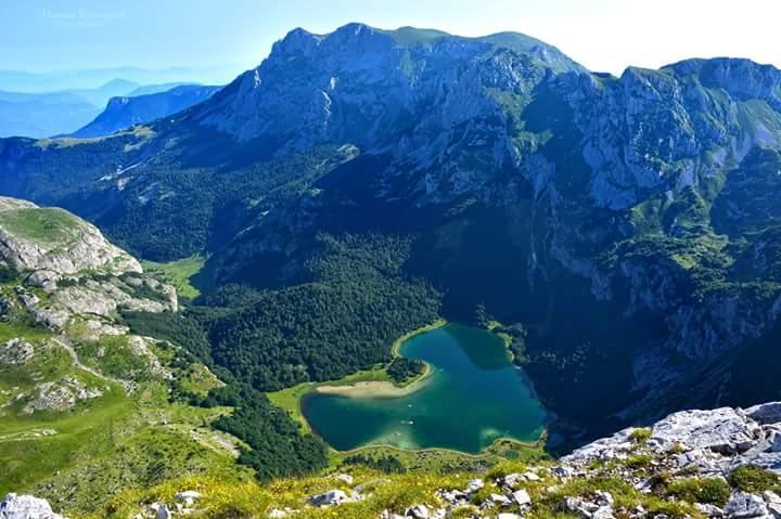 Срце с планине