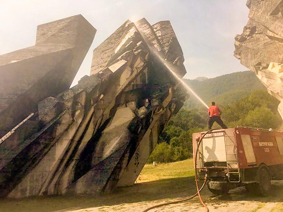 Након 46 година рестаурација споменика погинулим партизанима на Тјентишту