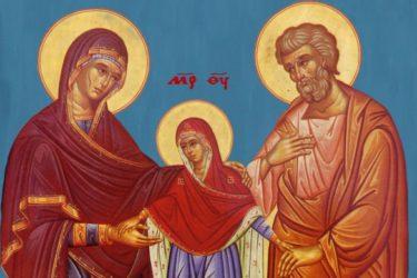 СВЕТИ ПРАВЕДНИ ЈОАКИМ И АНА: Данас обавезно поклоните нешто црвено драгим људима!