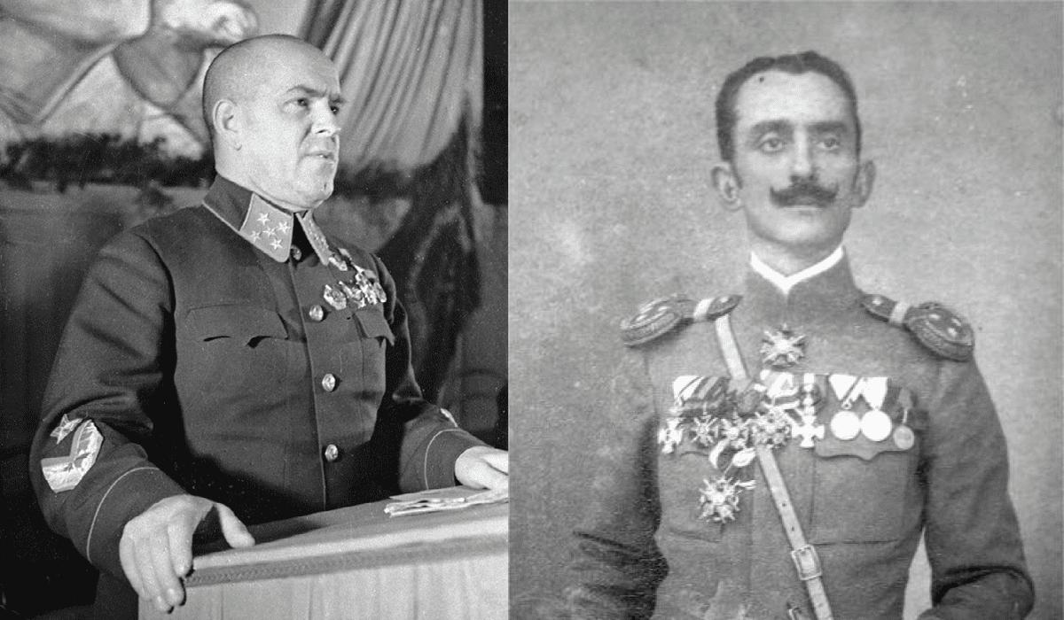 У Беранама се подижу споменици јунацима Георгију Жукову и Лексу Саичићу