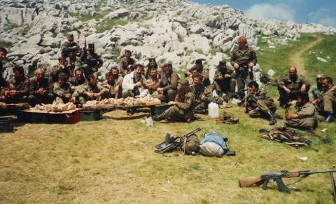 Чојство добровољаца војводе Рада Радовића