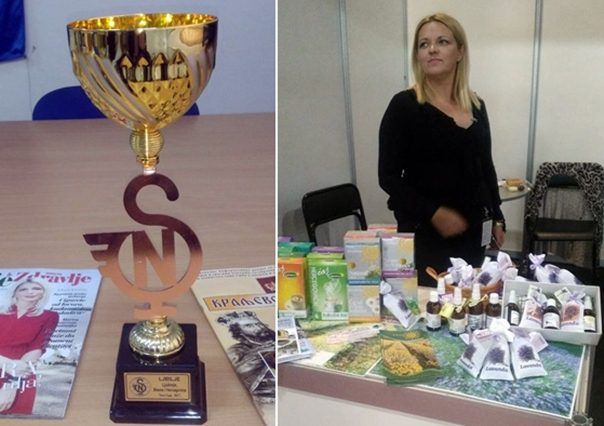 """НЕОДОЉИВ УКУС И МИРИС ХЕРЦЕГОВИНЕ: Производима """"Љ-биља"""" пет златних медаља!"""