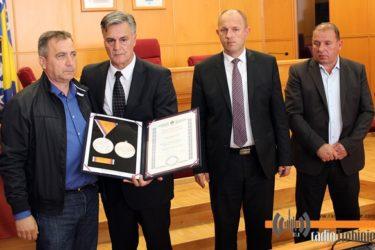 У Требињу уручена одликовања за 11 погинулих бораца из Херцеговине