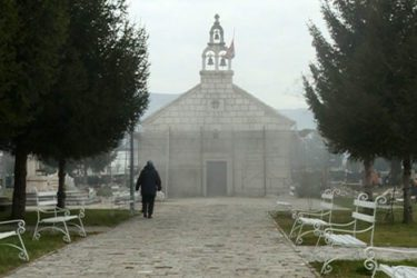 Obnova hrama Rođenja Presvete Bogorodice u Ljubinju (VIDEO)