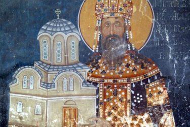 СЛАВИМО СВЕТОГ МИЛУТИНА: Српски краљ који је Балкан сачувао од унијаћења