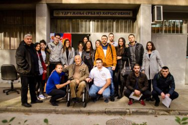У ЧАСТ ЈУНАКА МИТРОВДАНСКИХ ПОБЈЕДА: Херцеговци у Новом Саду прикупили 58 доза крви