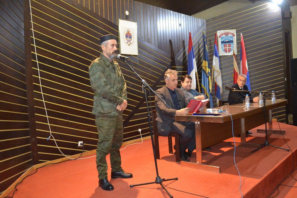 РАТНИ КОМАНДАНТИ ПОРУЧИЛИ: Српски народ мора бити јединствен!