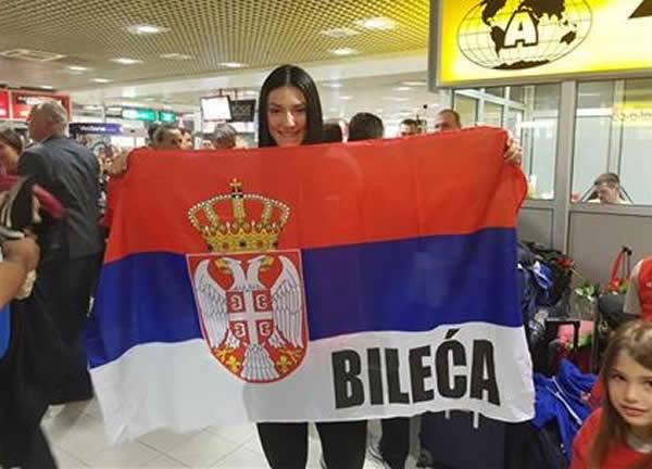 НОВО ПРИЗНАЊЕ ЗА ХЕРЦЕГОВАЧКУ БОМБАРДЕРКУ: Тијана Бошковић најбоља одбојкашица Европе!