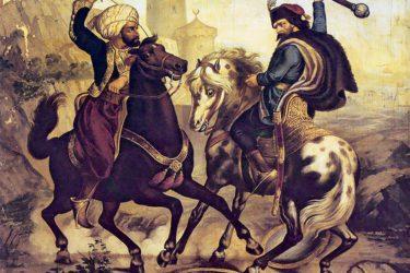 МИЛОШ МАРКОВИЋ: Koњи као епски јунаци