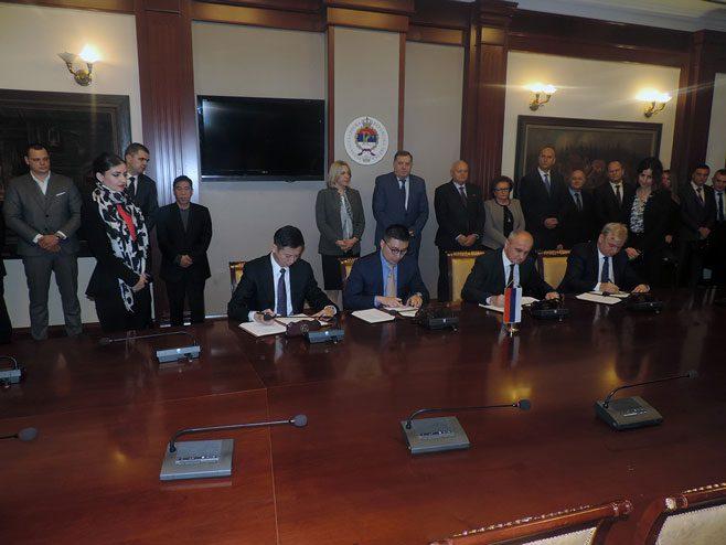 НАЈВЕЋА ПОСЛИЈЕРАТНА ИНВЕСТИЦИЈА У ХЕРЦЕГОВИНИ: Потписан споразум о изградњи ТЕ Гацко 2