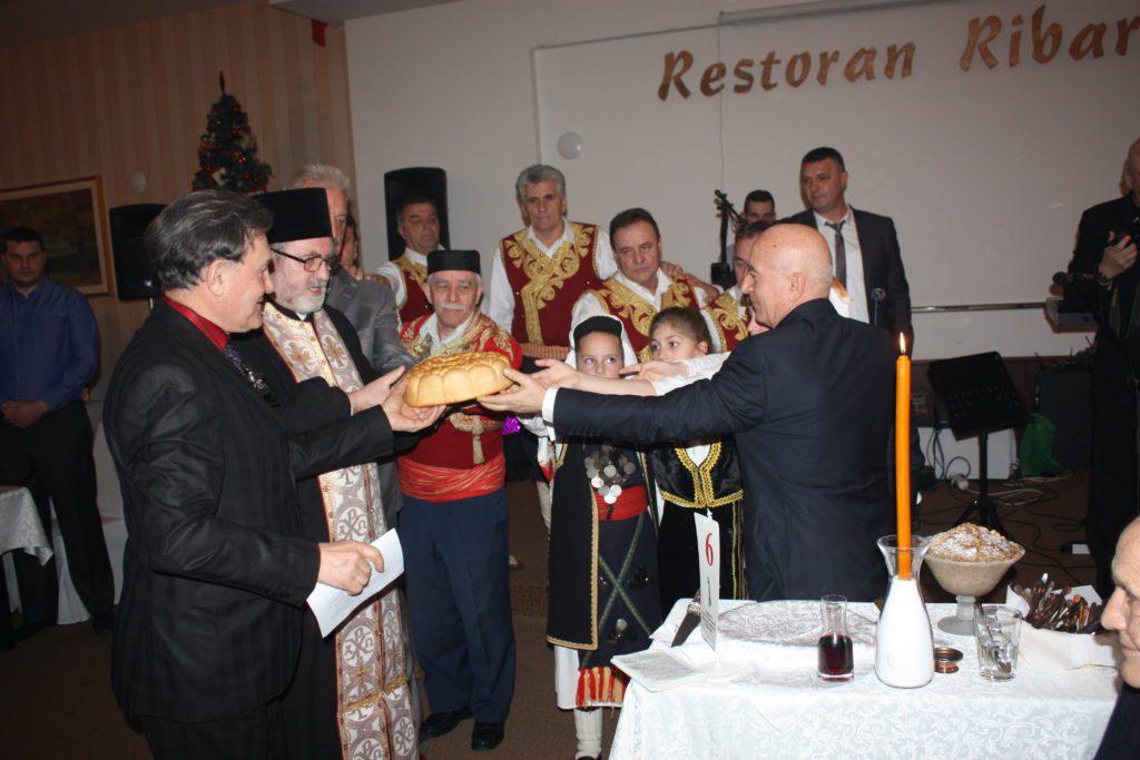 NOVI SAD, 13.1.2018. GODINE: Udruženje Srba Hercegovaca po 27. put organizuje doček pravoslavne Nove godine