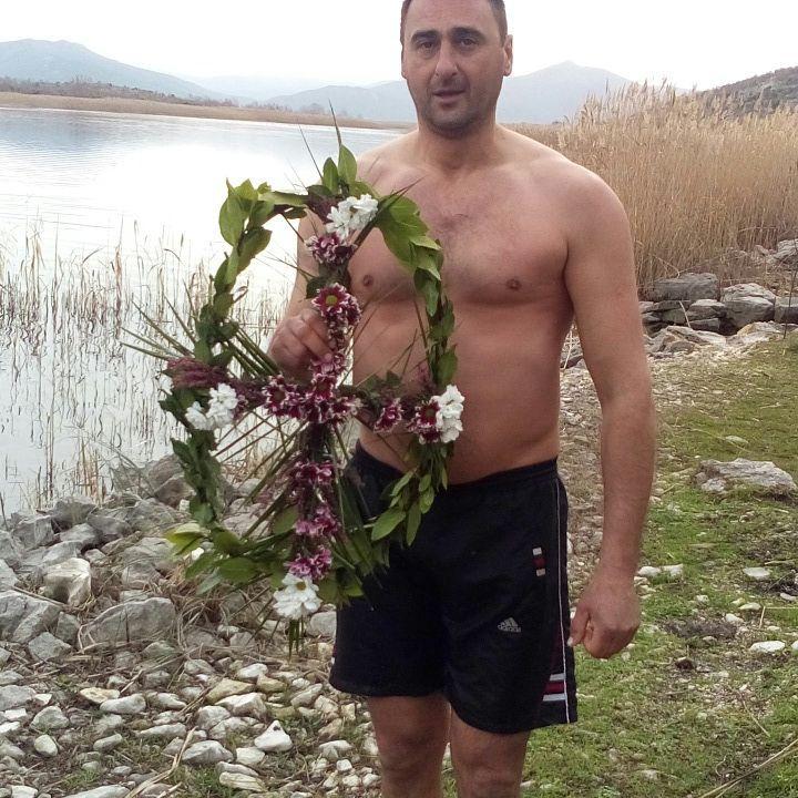ПРЕБИЛОВЦИ ДОЧЕКАЛИ ТРКУ ЗА КРСТ ЧАСНИ: Бранко Екмечић најбржи на језеру Шкрка