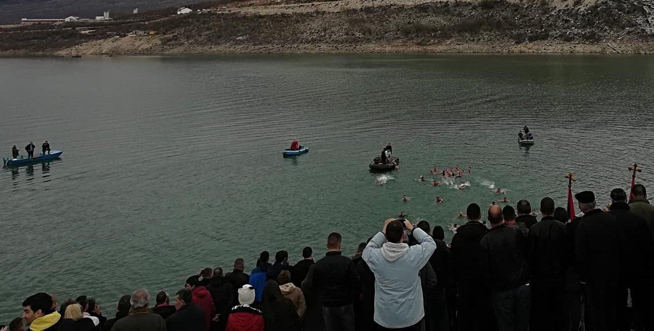 ЗА КРСТ ЧАСНИ И ИСТОРИЈУ: Планинарка Ивана Табаковић најбржа на Билећком језеру (ВИДЕО)