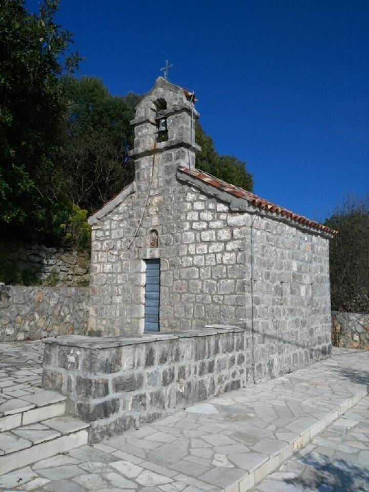 ИЗГРАЂЕНА ЗА ЈЕДНУ НОЋ: Црква Светог Саве Српског на Луштици