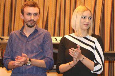 DIJELILI ISTU KLUPU U SREDNJOJ ŠKOLI: Nataša Govedarica i Radovan Bajović najbolji gatački studenti u Beogradu