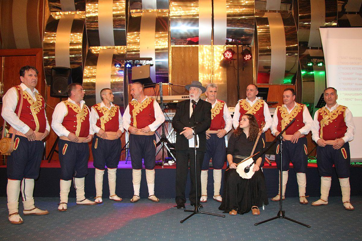 СВЕ ЈЕ ИСТО САМО ЊЕГА НЕМА: Девето Невесињско сијело у Београду посвећено Небојши Глоговцу