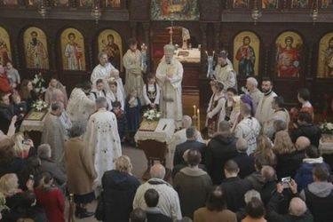 ВЛАДИКА ГРИГОРИЈЕ У ПАРИЗУ: Угледамо ли се ми уопште на Светог Саву? (ВИДЕО)