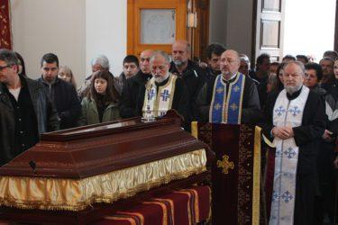БЕОГРАД ИСПРАТИО ХЕРЦЕГОВАЧКОГ ДУХОВНИКА: Посљедње збогом свештенику Раду Зеленовићу