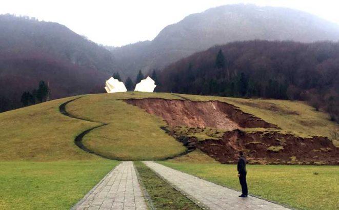 НАЦИОНАЛНИ ПАРК СУТЈЕСКА: Аларм за спас споменика у Долини хероја