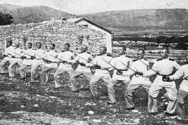 ТРЕБИШЊИЦА ЗАМЈЕНИЛА РУСКИ ДОН: Сто година од доласка Бјелогардејаца у Херцеговину